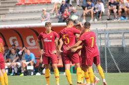 Roma, battuto il Sassuolo, ora si va ai quarti!