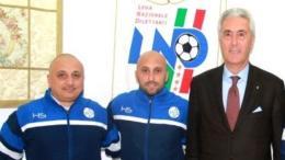 Lazio, che soddisfazione! 11 convocati con l'Italia LND