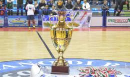 Final Four Coppa Lazio, domani il via al Pala Lavinium