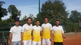 New Country Club, le squadre si scaldano per la Coppa Gabbiani