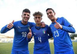 Azzurri promossi a pieni voti: 3-0 alla Spagna