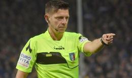 Designazioni arbitrali: Gianluca Rocchi arbitrerà Lazio-Napoli