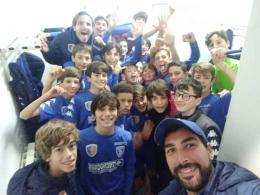 """Club Olimpico Romano, Lupi: """"Un applauso alla squadra"""""""