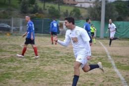 """Cimini, primo gol col Divino Amore """"Peccato per il pareggio"""""""