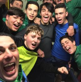 """Blue Green, Bottazzo: """"Vittoria dedicata al mister"""""""