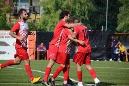L'Aranova trionfa nel finale: decide un gol di Mariani