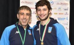Frascati, è un Ottaviani d'oro: 1° ai Giochi del Mediterraneo
