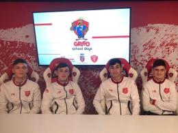Atletico 2000: quattro giovani rincorrono il professionismo