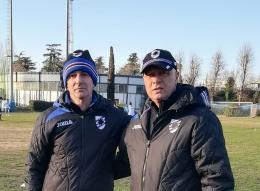 Futbolclub: ancora in visita i tecnici della Next Generation