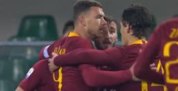 Il massimo con il minimo sforzo: Roma tris al Chievo. Ora il Porto
