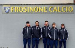 Tor Tre Teste: ecco i cinque ragazzi in prova al Frosinone