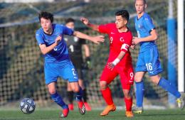 Missori show! L'azzurro e il gol contro la Turchia