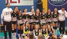 U14- Esulta la Cosmos Latina: vinto il torneo provinciale