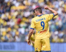 """Frosinone, sai come si fa: al """"Ferraris"""" ci pensa Ciofani?"""
