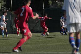 """SFF Atletico, Lancioni e il monito: """"Non mollare mai"""""""
