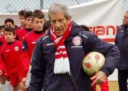 Lutto nel mondo del calcio: se ne va Carlo Delfini