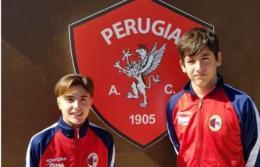 Orgoglio Ladispoli: Ceccarelli e Vaccargiu in prova al Perugia