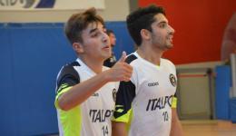 Italpol, sette gol a Foligno e allungo in vetta
