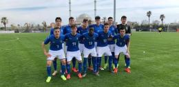 """Italia U17, Esposito: """"Il sogno è la Nazionale maggiore"""""""