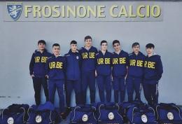 Urbetevere, otto giocatori in prova al Frosinone