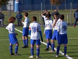 Il weekend del Futbolclub. Riposa la squadra di Antonini