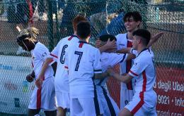 Bella vittoria del Ladispoli ai danni dell'SFF Atletico