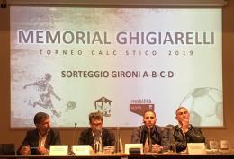 II Memorial Federico Ghigiarelli: la presentazione