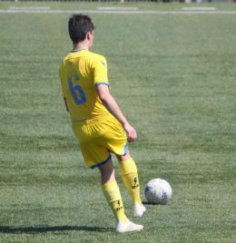 Alessio Maestrelli: primo gol nei prof per l'ex Tor di Quinto