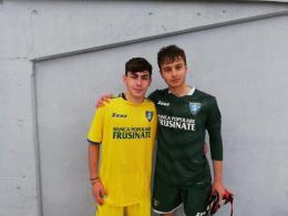 Vernacchio para, Piacentini segna: Frosinone batte il Lecce
