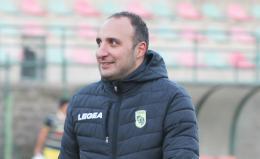 """Viterbese, Boccolini: """"Vittoria da squadra matura"""""""