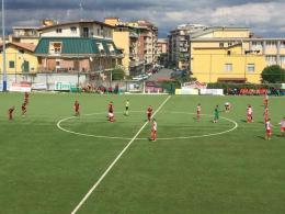 Anagni e Lupa Roma tutto in parità: gol e rigori sbagliati