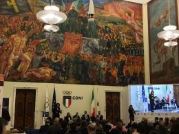 Premio Città di Roma, al Salone del CONI presentata la quinta edizione