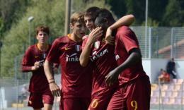La Roma vince 3-0 contro il Rieti ed approda in finale!