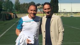 Lazio, test positivo contro la Giovanni Castello in vista del Genoa