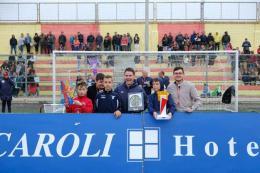 Trofeo Caroli Hotels: premio Giovane Italia per Paciullo