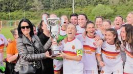 La Res Women conquista il double! Sua anche la Coppa Lazio