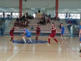 Prova di forza dell'Under 17: nove gol alla Toscana
