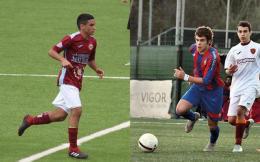 Schuan e Peres da urlo, i due laziali subito in gol con l'U16 LND