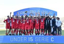 U15 e U17 Serie C: i risultati degli ottavi di finale
