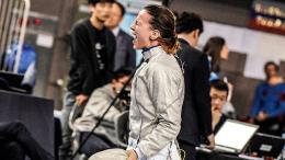 Vecchi esce agli ottavi a Seul. Paolucci, doppio oro nel paralimpico