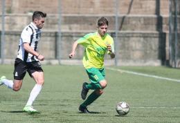Simone Toracchio, la favola Pro Calcio e il 1° gol in Eccellenza