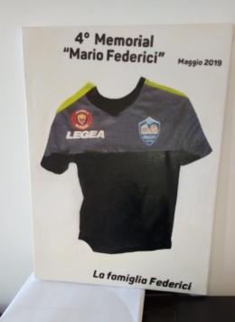 Memorial Federici, il programma dell'edizione 2019