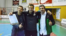 """Eur Massimo, la gioia di Cirillo: """"Una grande vittoria e in C1..."""""""