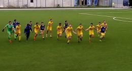 Rivivi il LIVE Play off U14, 1° turno: Frosinone - Urbetevere 0-0