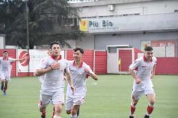 Rivivi il LIVE! Play off U17, 1° turno: Giardinetti-SFF Atletico 2-1