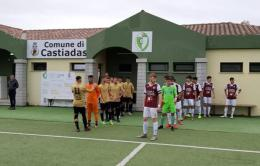 Il Trastevere non sfonda: pari senza gol con il Castiadas
