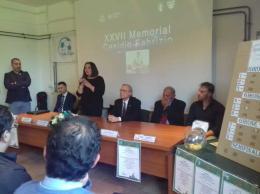 Presentazione XXVII edizione del Memorial Cesidio Fabrizio