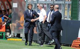 "Roma-Juventus, De Rossi carica: ""Vincere le ultime due"""