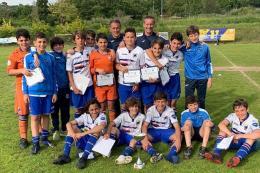 Futbolclub, trionfo al Manziana per i 2006. Ora il Fair Play