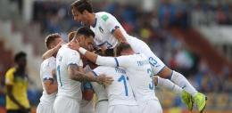 Cucchiaio di Pinamonti, l'Italia vola ai quarti di finale